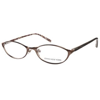 Jones New York J442 Brown Prescription Eyeglasses
