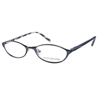 Jones New York J442 Navy Prescription Eyeglasses