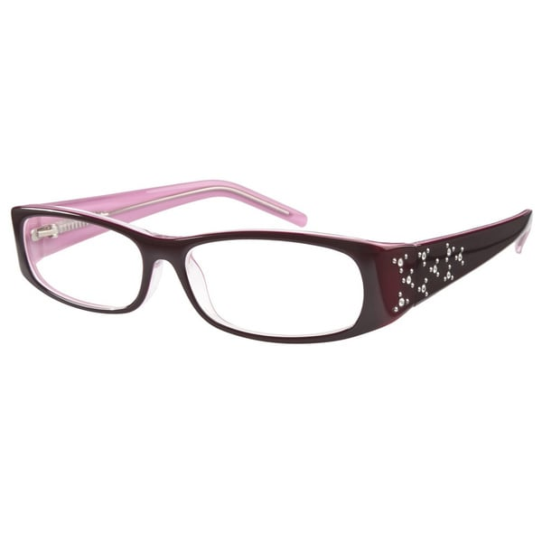 Love L731 Purple Prescription Eyeglasses