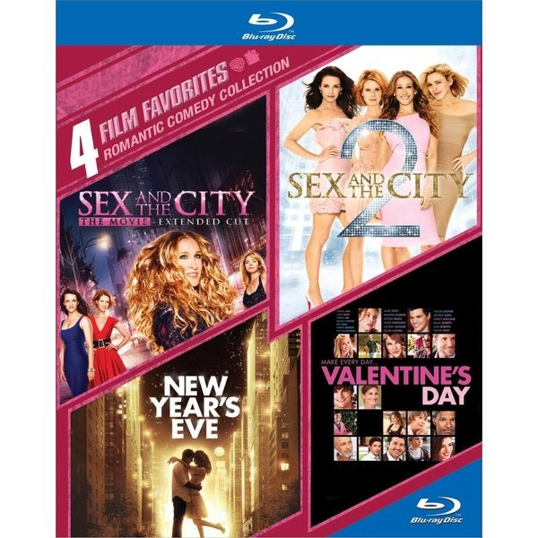 4 Film Favorites: Romantic Comedy (Blu-ray Disc) 12162117