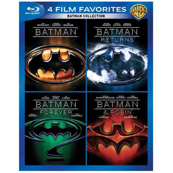 4 Film Favorites: Batman (Blu-ray Disc) 12162121