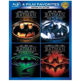 4 Film Favorites: Batman (Blu-ray Disc)