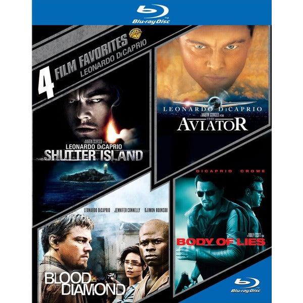 4 Film Favorites: Leonardo DiCaprio (Blu-ray Disc) 12162126