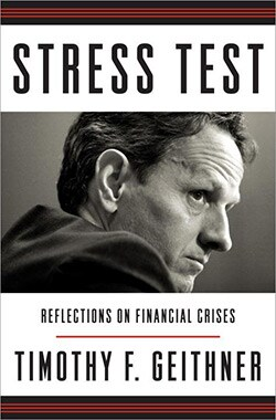 Stress Test: Reflections on Financial Crises (Hardcover)