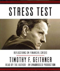 Stress Test: Reflections on Financial Crises (CD-Audio)