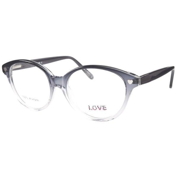 Love L742 Crystal Shadow Fade Prescription Eyeglasses