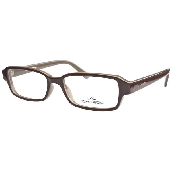 R. Hardy 9017 Coffee Prescription Eyeglasses