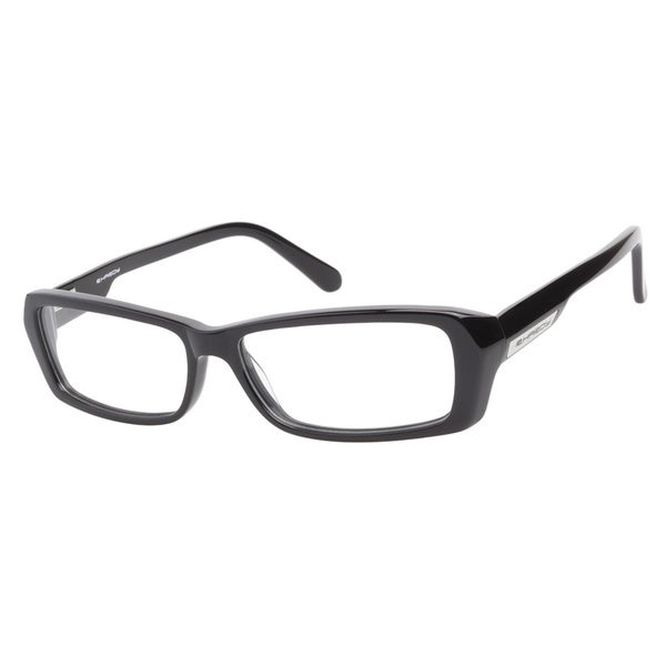 R. Hardy 9013 Black Prescription Eyeglasses