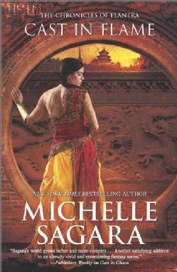 Cast in Flame (Paperback)