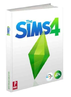 The Sims 4: Prima Official Game Guide (Hardcover)