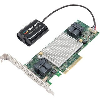 Microsemi Adaptec Series 8Q with maxCache Plus