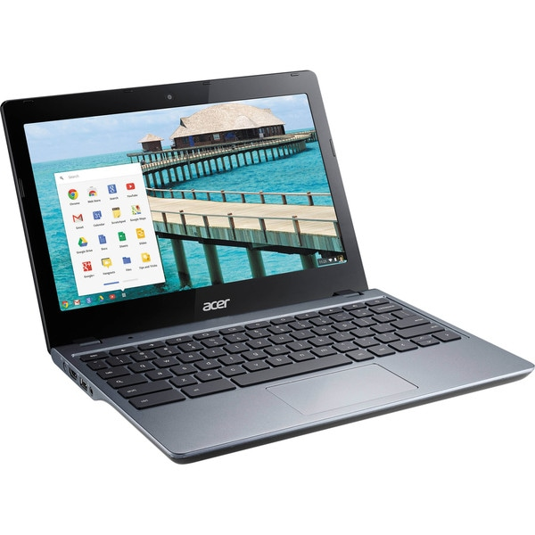 "Acer C720P-29554G01aii 11.6"" Touchscreen LED Chromebook - Intel Celer"