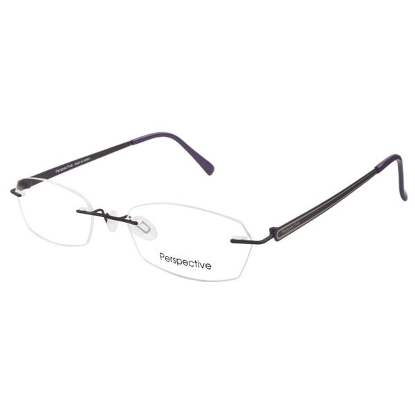 Perspective 2032 Violet Prescription Eyeglasses