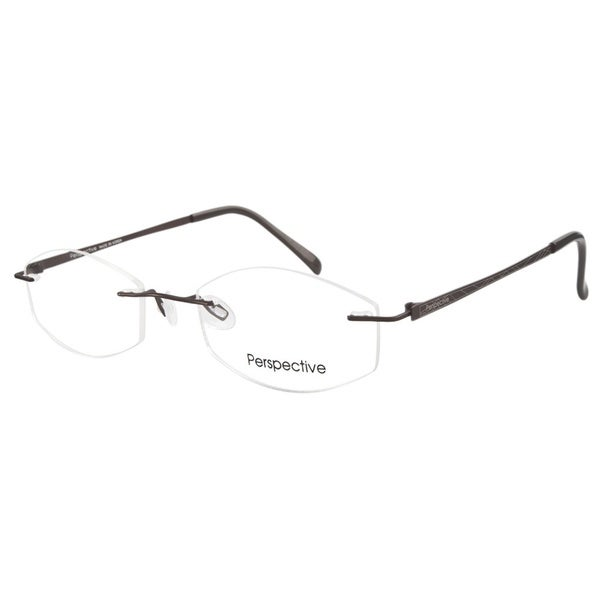 Perspective 2030 Brown Prescription Eyeglasses