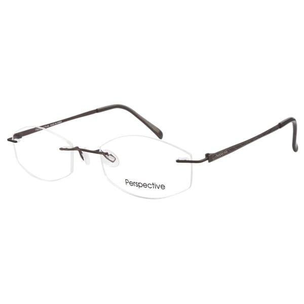 Perspective 2030 Brown Prescription Eyeglasses