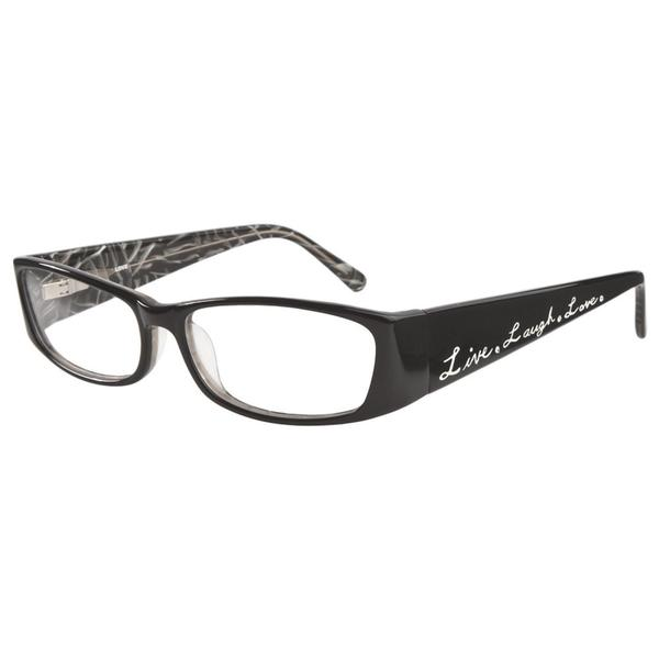 Love L704 Black Prescription Eyeglasses