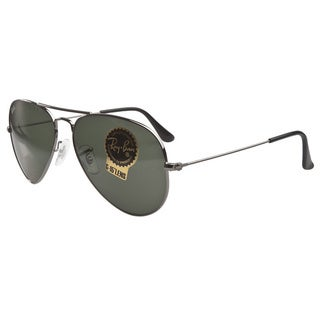 Ray-Ban RB3025 W3236 Gunmetal 55 Sunglasses