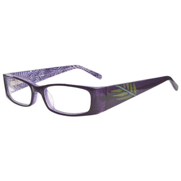 Love L703 Purple Prescription Eyeglasses