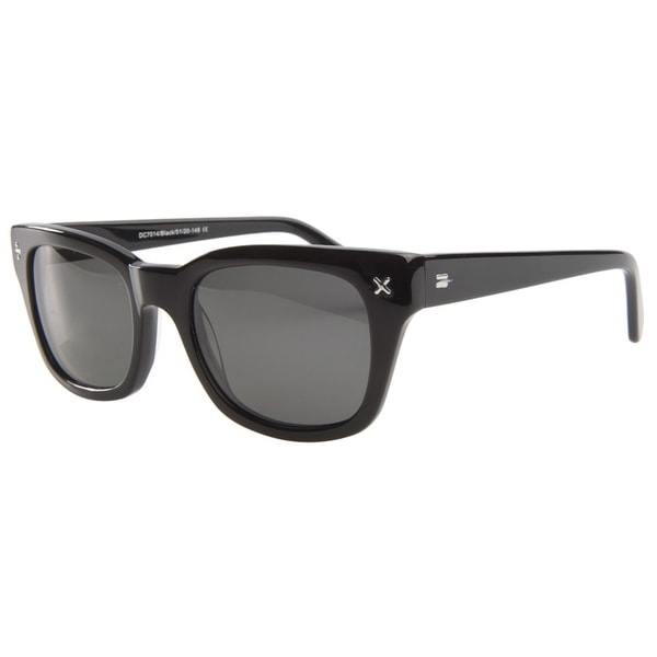 Derek Cardigan Sun 7014 Black Sunglasses