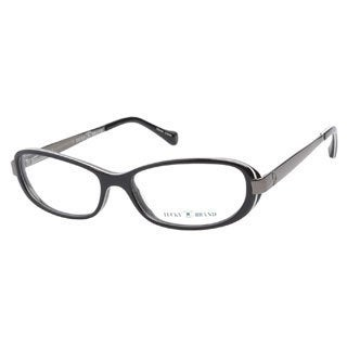 Lucky Layla Black White Prescription Eyeglasses