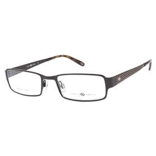 Joseph Abboud JA4012 Cocoa Prescription Eyeglasses