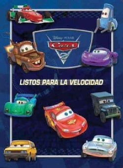 Listos para la velocidad / Ready for Speed (Board book)