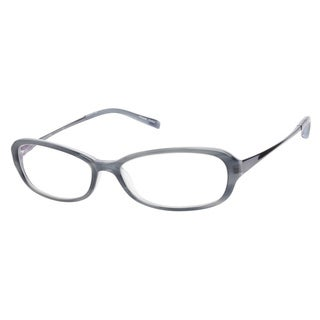 Jones New York J728 Blue Prescription Eyeglasses