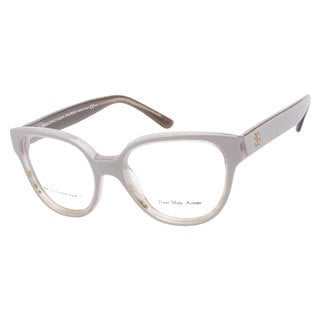 Balenciaga BAL0118 XPZ Mauve Lilac Brown Prescription Eyeglasses
