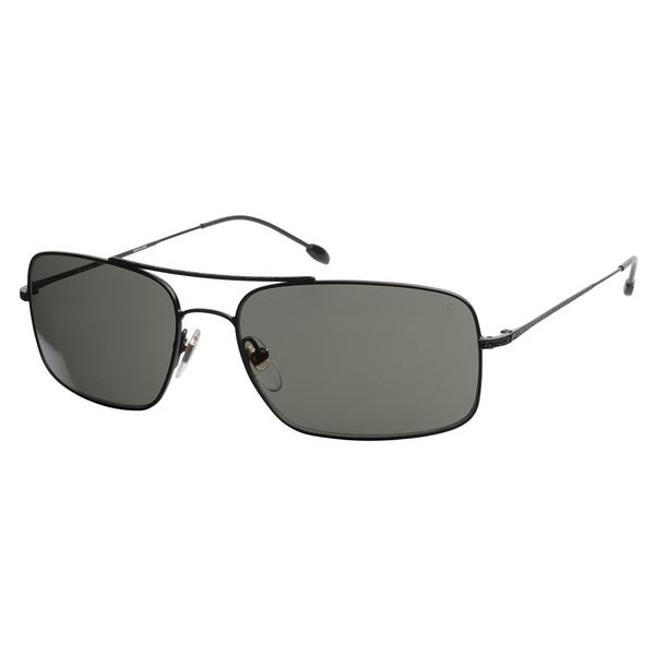 John Varvatos V760 Black 57 Sunglasses