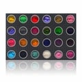 Shany DIY Velvet Flocking Powder 3D Nail Decoration (Set of 24 Colors)