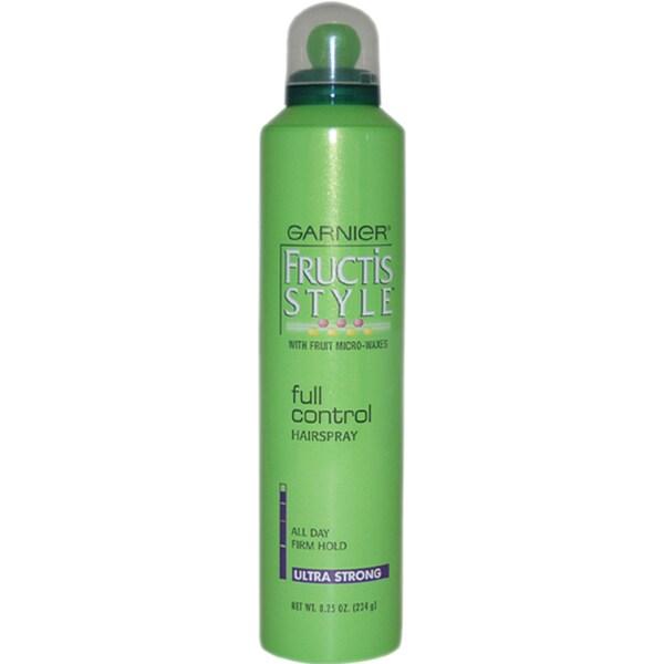 Garnier Fructis Style Full Control Firm Hold 8.25-ounce Hair Spray