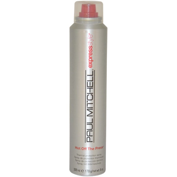 Paul Mitchell Hot Off The Press Thermal Protection 6-ounce Spray