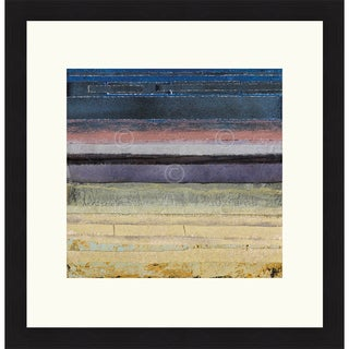Jeannie Sellmer 'Landscape 4' Framed Art Print