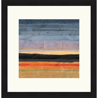Jeannie Sellmer 'Landscape 3' Framed Art Print