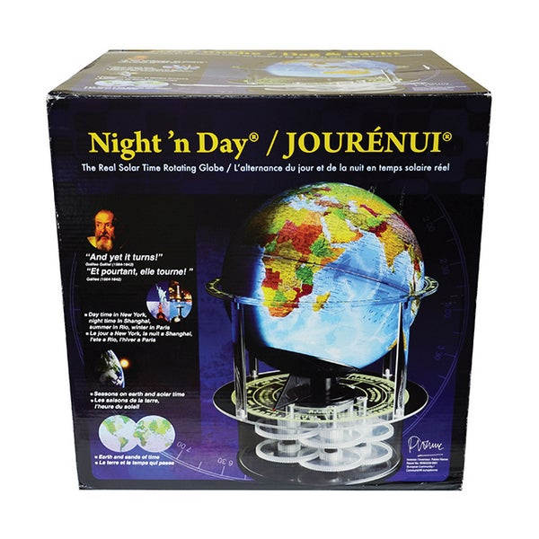Night 'n Day Globe