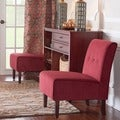 Coco Red Accent Chair