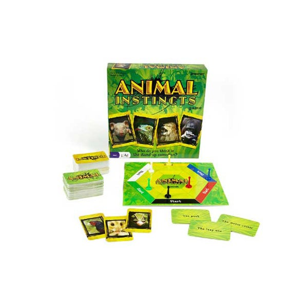 Animal Instincts Board Game