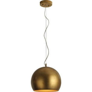 Gold Latitude Pendant Light