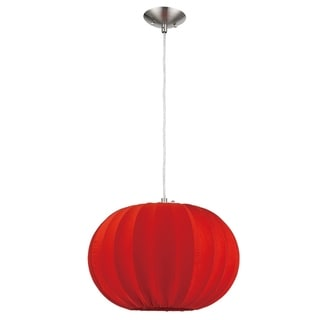 Shanghai Oval Pendant Light (Medium)