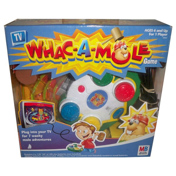 Whac A Mole TV Game