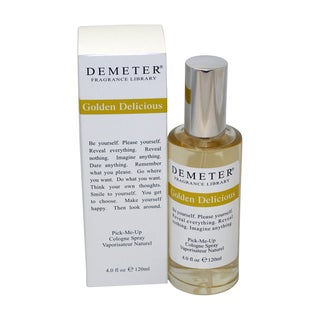Demeter Golden Delicious Women's 4-ounce Pick-me-up Cologne Spray