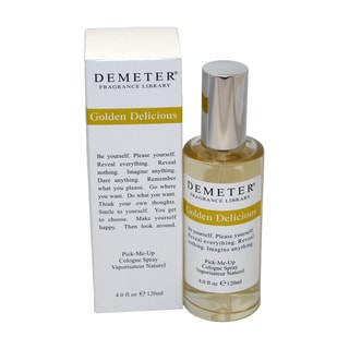 Demeter 'Golden Delicious' Women's 4-ounce Pick-me-up Cologne Spray