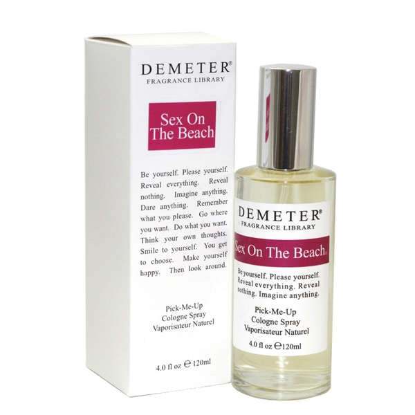 Demeter Sex On The Beach Women's 4-ounce Pick-me-up Cologne Spray