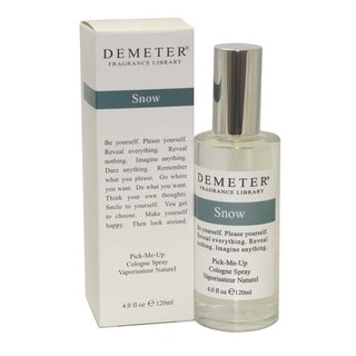 Demeter 'Snow' Unisex 4-ounce Pick-me-up Cologne Spray