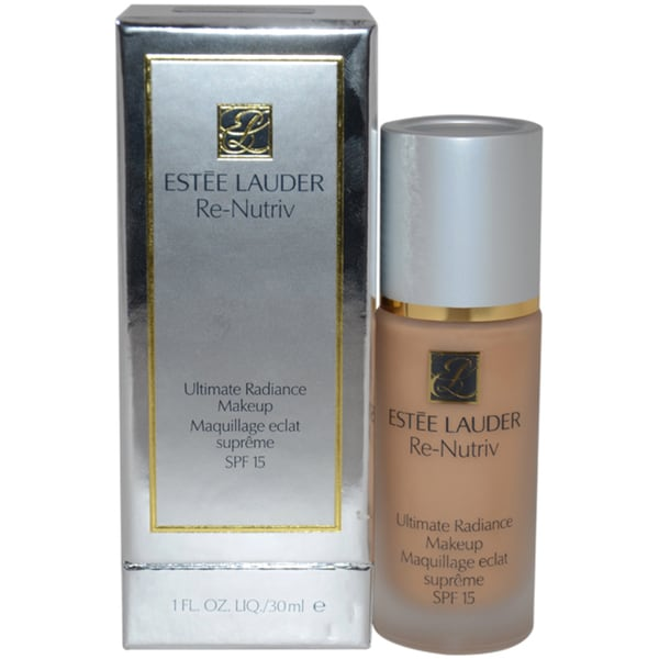 Estee Lauder Re-Nutriv Outdoor Beige Ultimate Radiance Makeup SPF 15