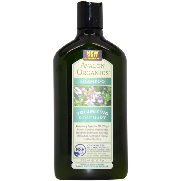 Avalon Organics Volumizing Rosemary 11-ounce Shampoo