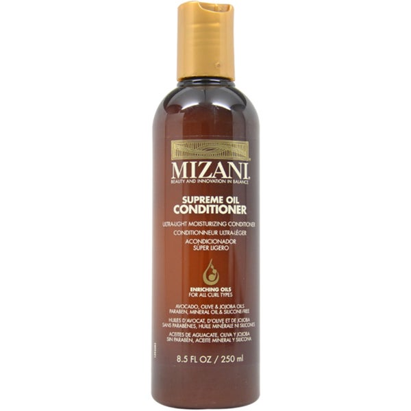Mizani Supreme Oil 8.5-ounce Conditioner