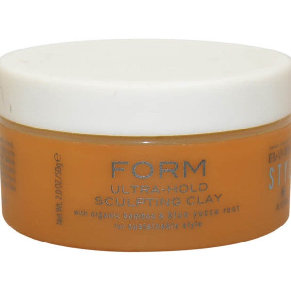 Alterna Bamboo Style Form Ultra Hold Sculpting 2-ounce Clay
