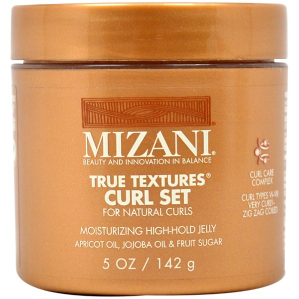 Mizani True Textures Curl Set Moisturizing 5-ounce Jelly