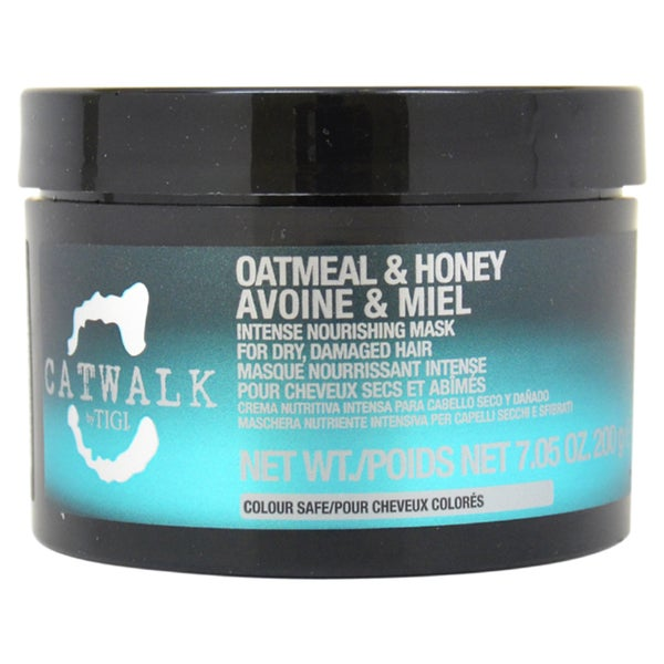 TIGI Catwalk Oatmeal & Honey Intense Nourishing 7.05-ounce Mask